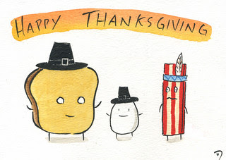Happy Thanksgiving and Happy Hanukkah