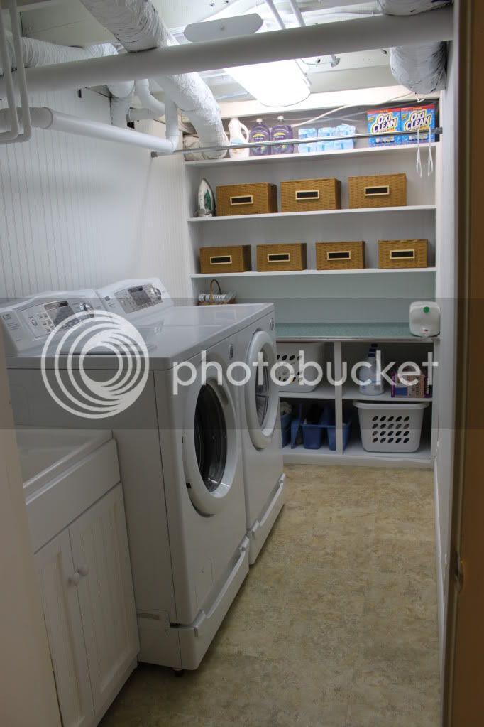 Basement Laundry Room? - Home Decorating & Design Forum - GardenWeb