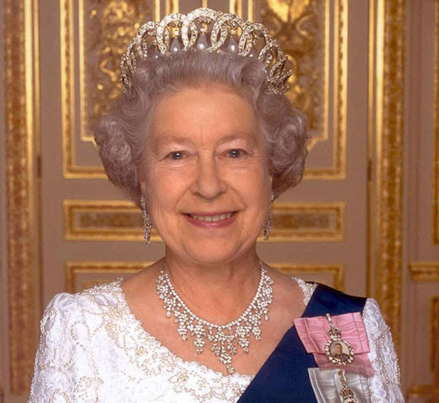 Queen Elizabeth II conveys her congratulations for 70th Independence Day celebration