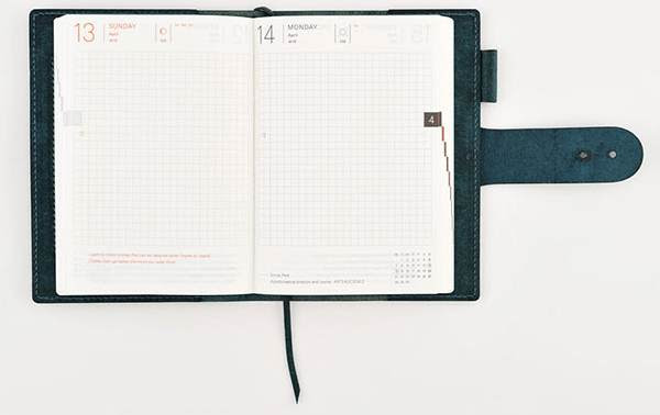 A beloved Japanese day planner goes global / Boing Boing