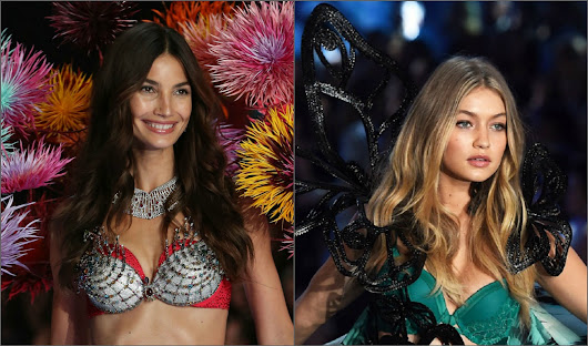 Copia il look degli angeli di Victoria's Secret - Glamour.it