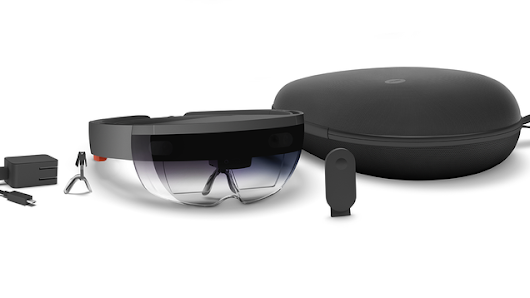 Microsoft HoloLens Preorders Open Today for $3,000