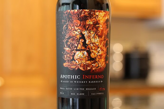 Apothic Inferno Wine Review - Honest Wine Reviews