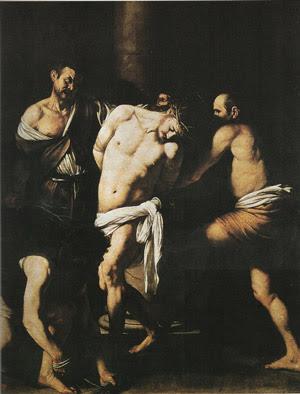 Sesta Stazione Gesù flagellato e coronato di spine
