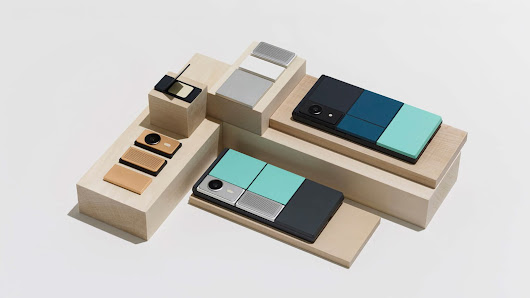 Google confirms the end of its modular Project Ara smartphone
