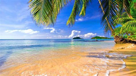 tropical beach wallpaper hd nyl earth   beach