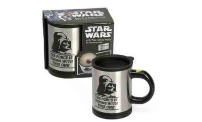 "Act Fast? ""Special"" Darth Vader Star Wars Mug - Heels First Travel"
