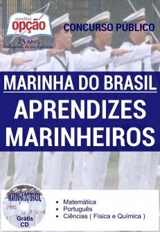 Marinha do Brasil-APRENDIZES  MARINHEIROS