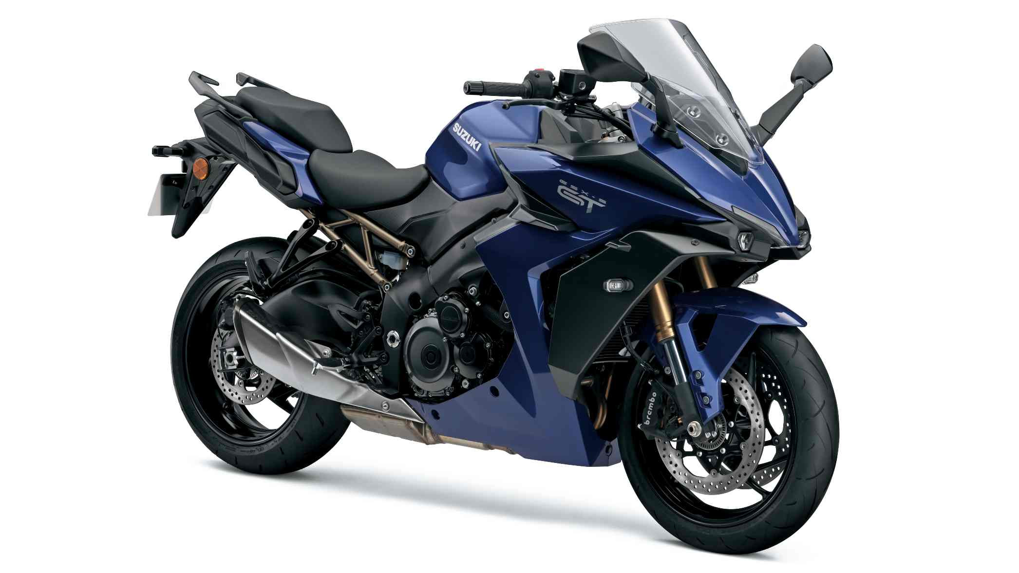 Powering the Suzuki is a 999 cc in-line four-cylinder engine that puts out 150 hp and 106 Nm. Image: Suzuki