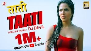 Taati Lyrics - Dj Devil | Alina Rai