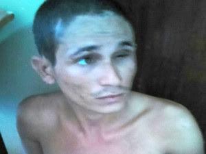 Jair Soares foi preso em novembro pelo estupro de mae e filha durante um assalto em Parnamirim, na Grande Natal (Foto: Portal BO)