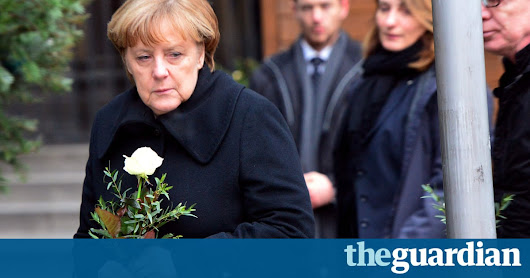 Amid the bloody carnage, Angela Merkel is a beacon of sanity | Anne Perkins | Opinion | The Guardian