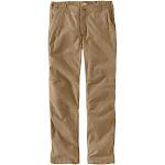 Carhartt Men's Rugged Flex Rigby Straight Fit Pant - 34x32 - Dark Khaki