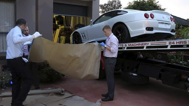 Police have recovered artworks worth over $1.5 million and three luxury cars in Sydney?s south-west.