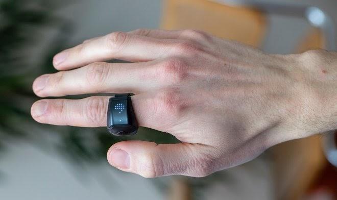 Смарт-кольцо Wave for Work позволит управлять компьютером на расстоянии
