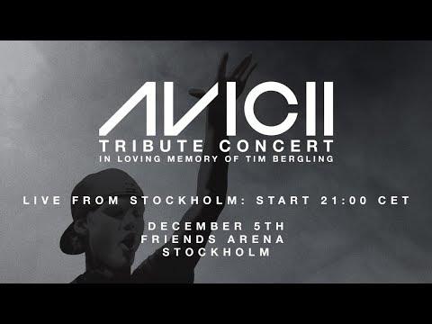 Así fue el concierto tributo a Avicii