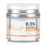 ML Delicate Beauty Best Anti Aging Retinol Moisturizing Face Cream - 1 fl oz
