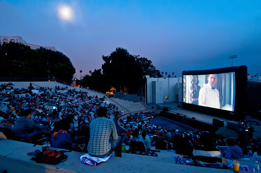 Outdoor Movie LA Calendar Hollywood Forever Cemetery
