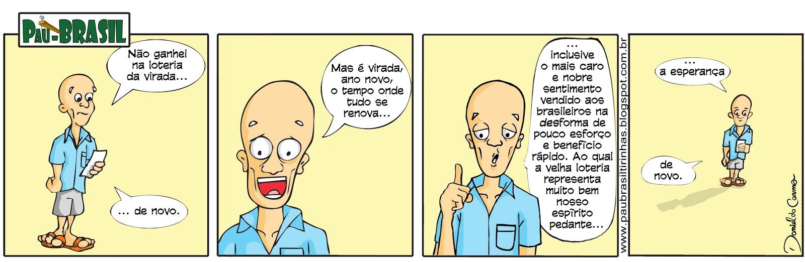 nº 01 Pau-Brasil
