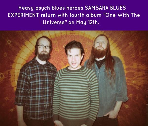 Samsara Blues Experiment Band Photo