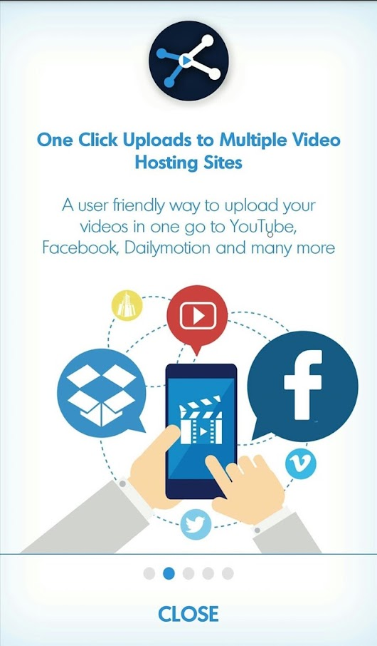 How to Upload Videos to Multiple Video Sites Like YouTube, Facebook, Dailymotion, Using Vid Octopus