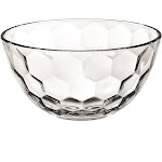 Majestic Crystal Honey Soup Bowl (Set of 6)