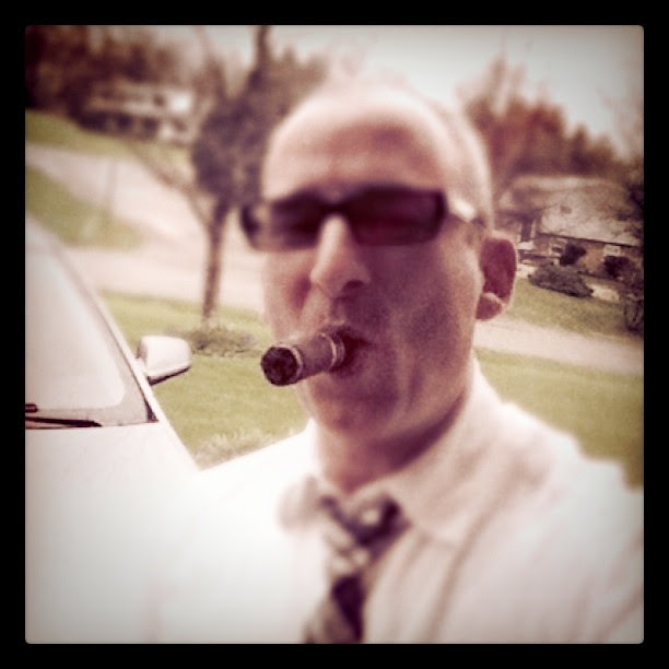 Anniversary cigar