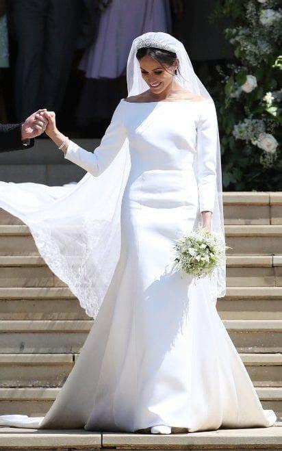 Meghan Markle's wedding dress: Clare Waight Keller of