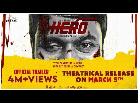 Hero Kannada Movie Trailer