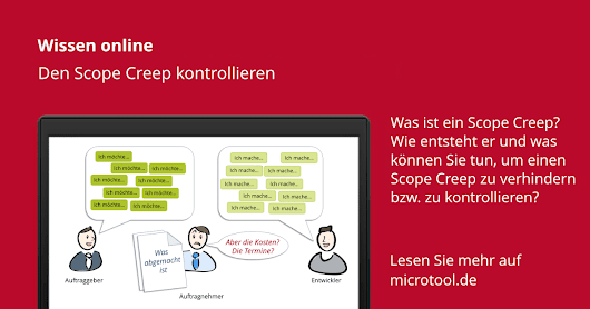 Was ist ein Scope Creep? – microTOOL Wissen