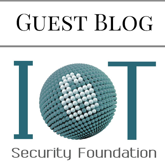 When it comes to security, Internet of Things adopters are being left to their own devices