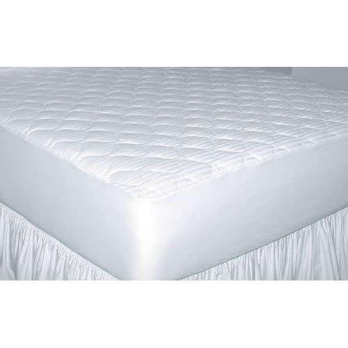 Newpoint 250 Thread Count Luxury Cotton Mattress Pad Size King
