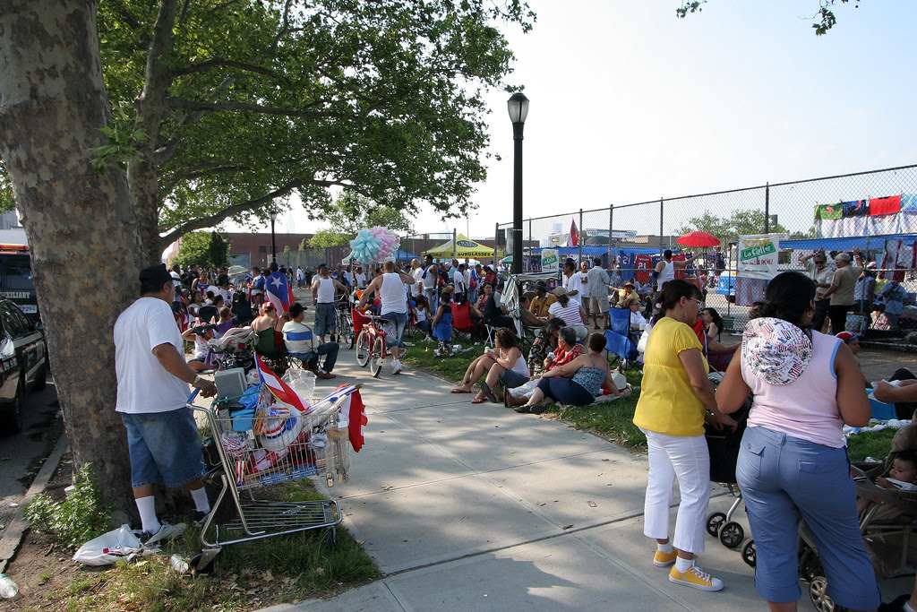 Puerto Rican Day in Williamsburg