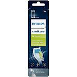 Philips Replacement Brush Heads, DiamondClean, Medium - 2 heads