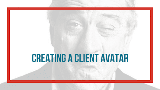 A Roadmap for Building your Client Avatar - EVENT PLANNING CERTIFICATE