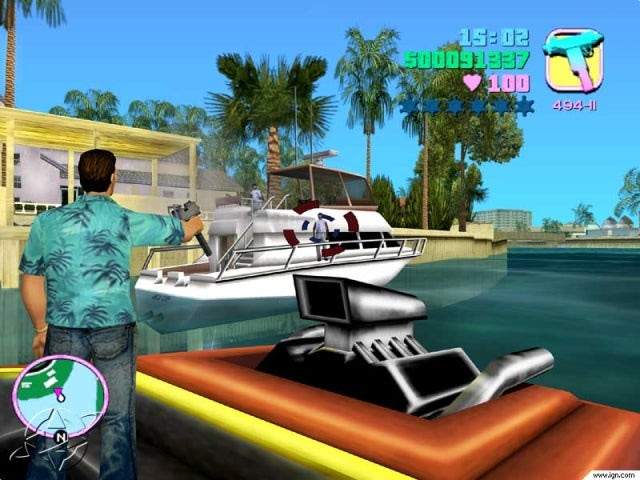 Grand Theft Auto: Vice City Picture
