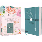 Niv, Ultimate Bible for Girls, Leathersoft, Teal [Book]