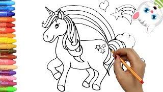 All Clip Of Mewarnai Unicorn Bhclipcom
