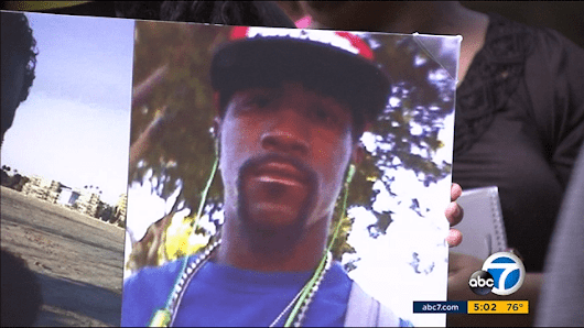 Black Man Killed by Los Angeles County Police Was Innocent, Officials Apologize - Atlanta Black Star