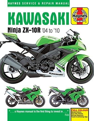 xjH Free) Download Kawasaki ZX-10R Service and Repair Manual