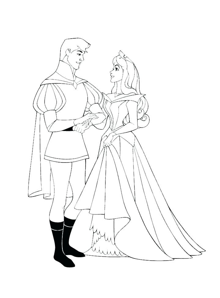 Disney Coloring Pages Sleeping Beauty At Getcoloringscom Free