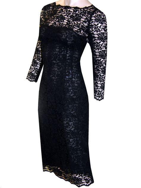 Black Lace Dress   Dressed Up Girl