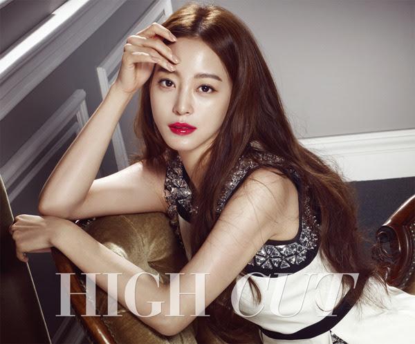 Han Ye Seul - High Cut Magazine Vol.140