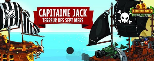 Moi, Capitaine Jack, je deviens Pirate du Web - LudoKado Blog