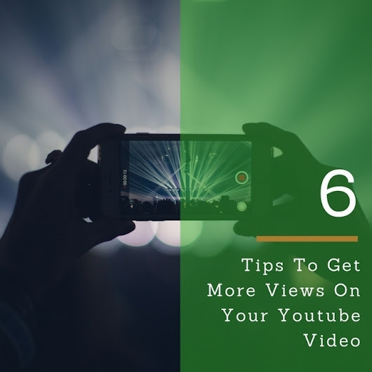Music Video Blog Submission: 6 Tips to get more views on your Youtube video | Jouzik Records | Music Industry