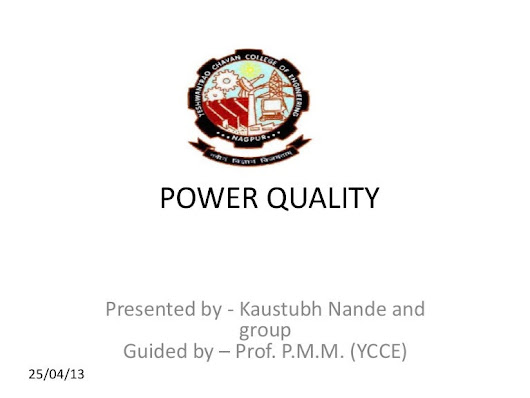 Power quality ppt