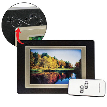 Dvr Photo Frame Spy Camera Spy Goodies