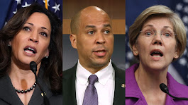 Cory Booker, Kamala Harris, Elizabeth Warren Assure Dreamers They'll Never Stop Fighting For The 2020 Nomination