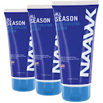 Naawk 029882875551 6 oz Moisturizing Shea Butter Lotion Tube - Pack of 3