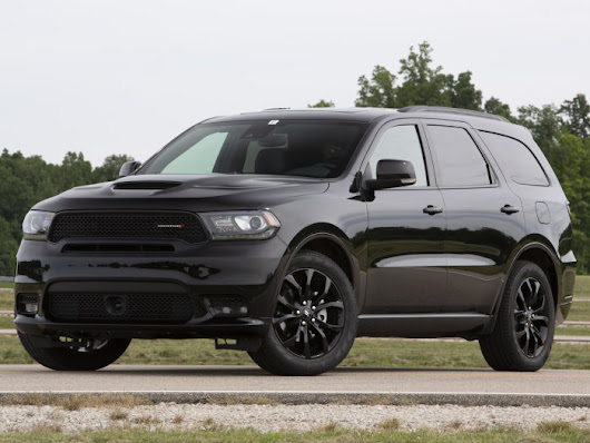 2019 Dodge Durango: Integrated Trailer Brake, Harman Kardon Sound, Sportier GT | Torque News
